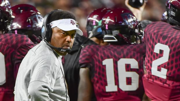 #DearAndy: With Expected Coaching Changes Coming, Which Power Five Schools Can Win Quickly?