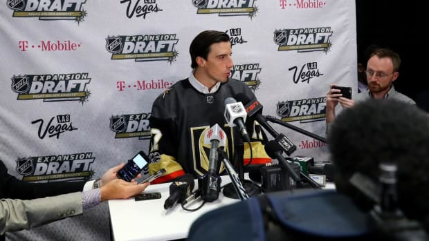Golden Knights expansion draft headlined by Marc-Andre Fleury