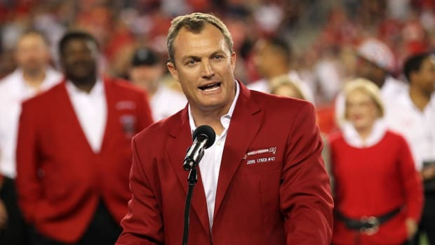 49ers hire John Lynch as GM on six-year deal - IMAGE
