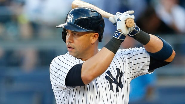 Carlos Beltran S Hair Paint Only Lasted One Day Photo