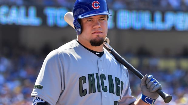 Cubs outfielder Kyle Schwarber optioned to Triple-A - IMAGE
