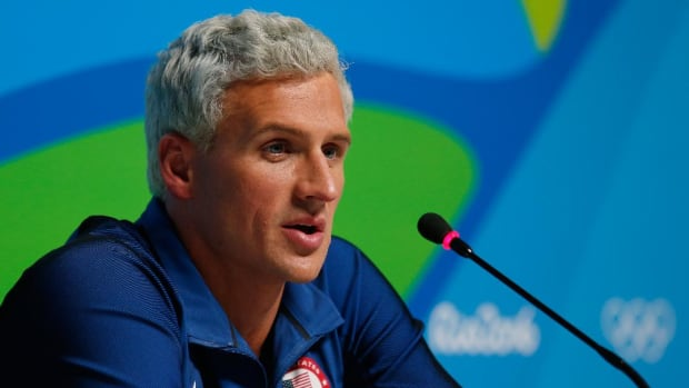 Ryan Lochte had suicidal thoughts following Rio Olympics--IMAGE