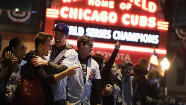It's Now More Expensive to Be A Cubs Fan Since They Won the World Series Last Year--IMAGE