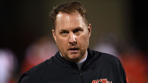 Ole Miss Head Coach Hugh Freeze Resigns - IMAGE