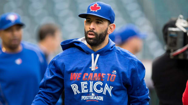 Report: Jose Bautista, Blue Jays agree to one-year deal - IMAGE