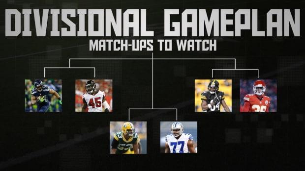 NFL Gameplan: Divisonal round IMAGE