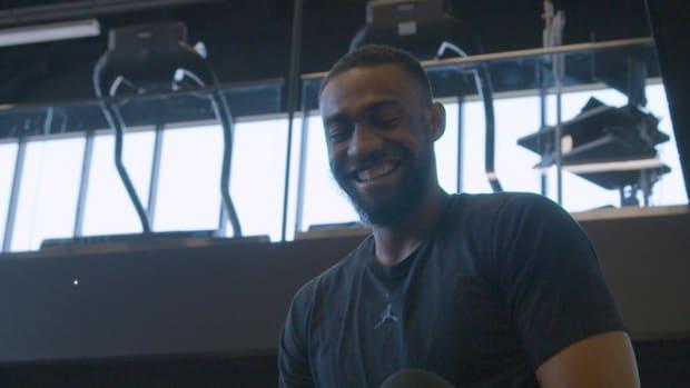Milwaukee Bucks' Jabari Parker All Access during rehab -- IMG