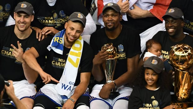 2017 Golden State Warriors The Best Team Ever? IMG