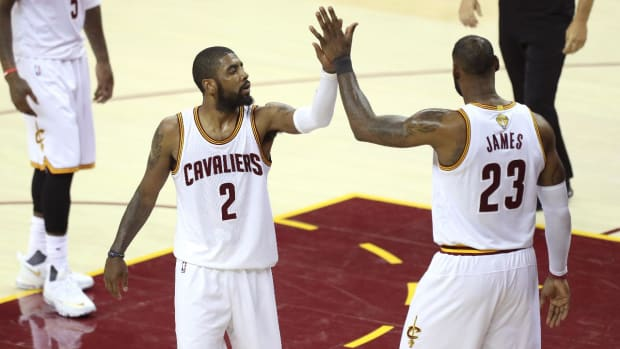Cavaliers force Game 5 with historic offensive performance