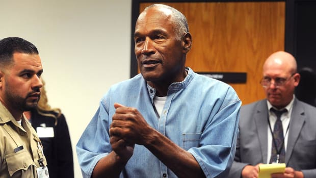 Report: O.J. Simpson Could Be Released on Parole as Early as Monday--IMAGE