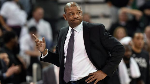 Nearly a year later, Doc Rivers has a stale Kevin Durant take - IMAGE