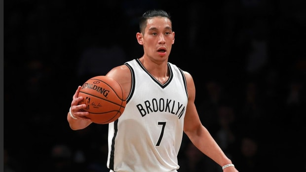 Jeremy Lin says racist taunts more common in college than NBA - IMAGE