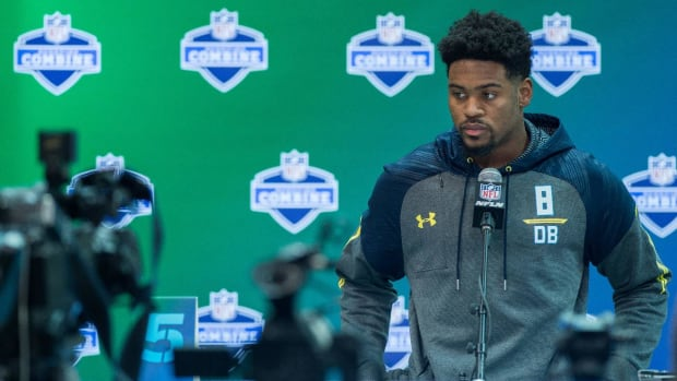 Report: NFL prospect Gareon Conley accused of rape - IMAGE