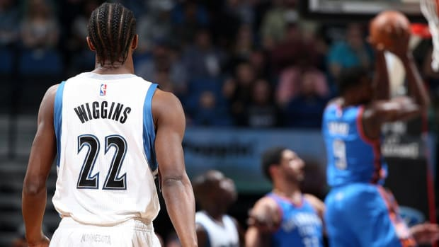 Andrew Wiggins Fires Agent After Negotiating Max Extension With Timberwolves - IMAGE