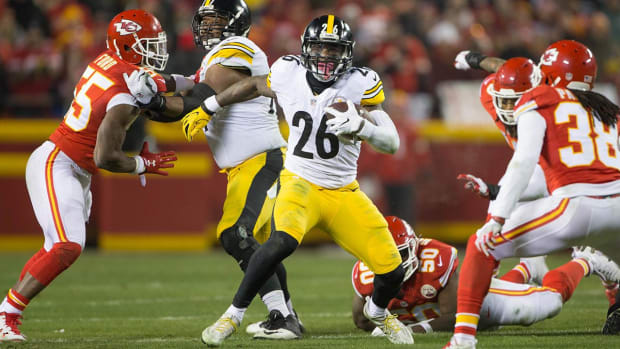 Steelers beat Chiefs on Boswell's six field goals - IMAGE