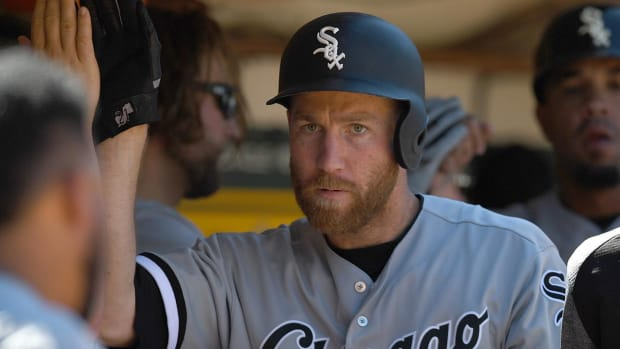 White Sox trade Todd Frazier, David Robertson, Tommy Kahnle to Yankees - IMAGE