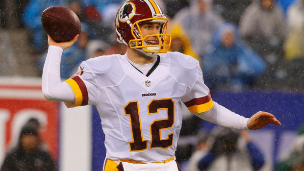 Redskins president: Cousins is our quarterback IMAGE