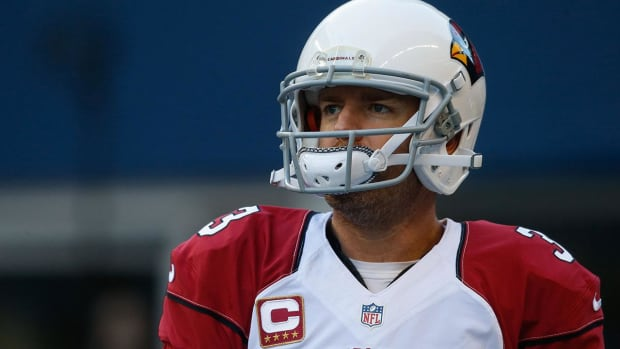 Carson Palmer won't retire, will return for Cardinals' 2017 season - IMAGE