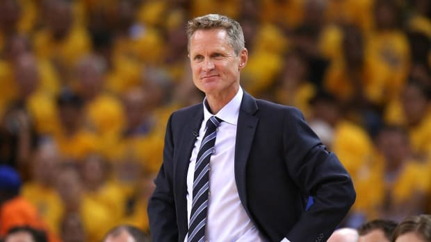 Steve Kerr: Warriors would consider White House trip - IMAGE