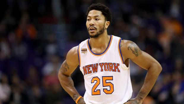 Report: Derrick Rose to Sign With Cavaliers - IMAGE