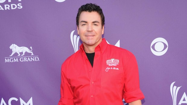 Papa John's Founder Out as CEO Weeks After NFL Comments - IMAGE
