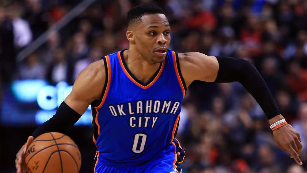 NBA Power Rankings: Russell Westbrook continues to carry Thunder - IMAGE