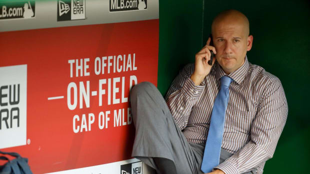 Braves GM Resigns Amid MLB Investigation Over International Signings--IMAGE
