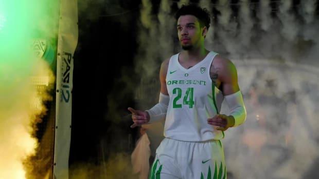 Oregon's Dillon Brooks enters NBA Draft - IMAGE