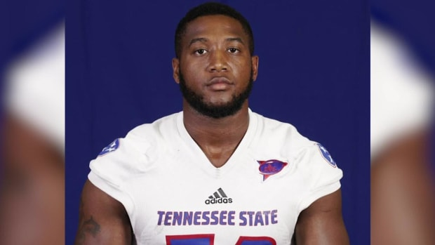 Tennessee State Player Who Punched Coach on Sideline Faces Assault Charge - IMAGE