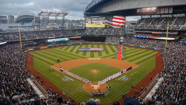 2017 MLB Ballpark Food Safety Rankings - IMAGE