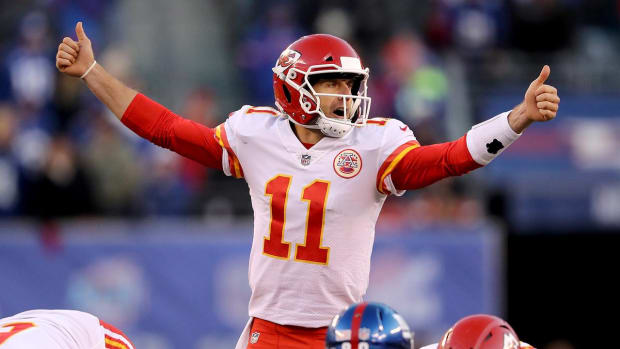 Cream of the Crop No More: Who Will Win Struggling AFC West? - IMAGE