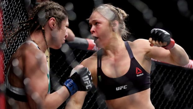 UFC President Dana White Doesn't Think Ronda Rousey Will Fight Again - IMAGE