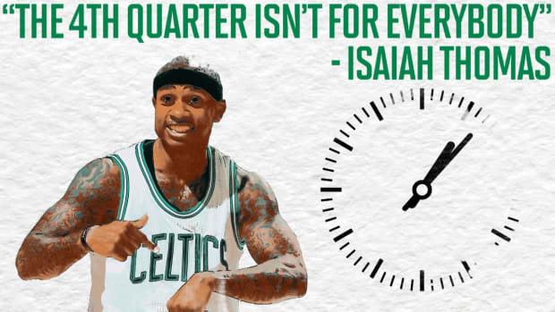 Putting Isaiah Thomas' breakout season into perspective - IMAGE