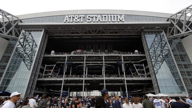 2018 NFL Draft to Be Held in Dallas - IMAGE