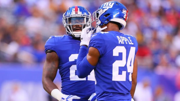Giants' Landon Collins Alludes to Eli Apple  as a 'Cancer' During Interview - IMAGE