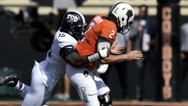 College Football Playoff Projections: TCU in the Field After Huge Win Over Oklahoma State