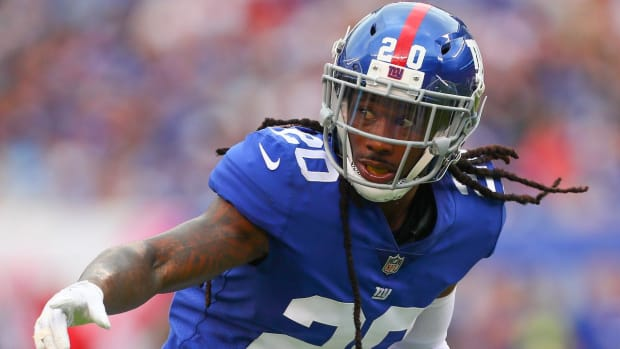 Report: Giants CB Janoris Jenkins to Have Season-Ending Ankle Surgery - IMAGE