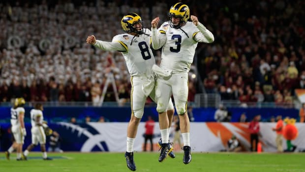 Michigan plans Rome trip for practices, tour sites in April - IMAGE