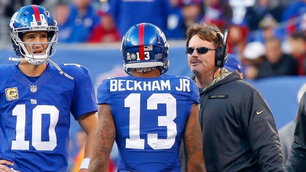 What's Behind the Giants' Slow Start to the Season?  - IMAGE