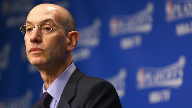 Report: NBA, Adam Silver Pushing for Draft Lottery Reform - IMAGE