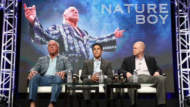 "Media Circus: Inside 30 For 30 Films' ""Nature Boy"", the Life of Ric Flair  - IMAGE"