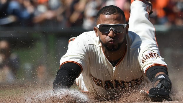 Red Sox Land Giants' Eduardo Nunez for Two Pitching Prospects - IMAGE