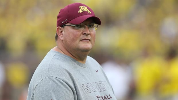 Report: Tracy Claeys fired as Minnesota football head coach - IMAGE