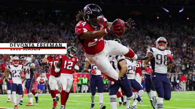 Falcons agree to 5-year extension with RB Devonta Freeman - IMAGE