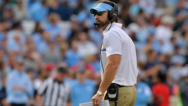 #DearAndy: Is UNC's Larry Fedora the Next Hot Commodity in College Football?