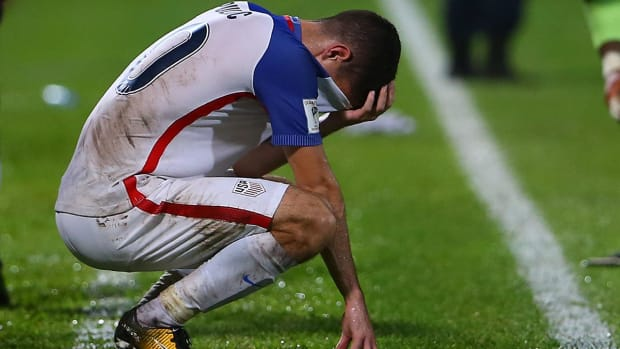 USMNT To Miss First World Cup Since 1986--IMAGE