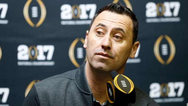 Falcons reportedly hire Steve Sarkisian as offensive coordinator - IMAGE