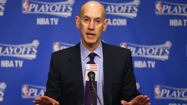 Adam Silver on player rest: No more important issue for the league right now
