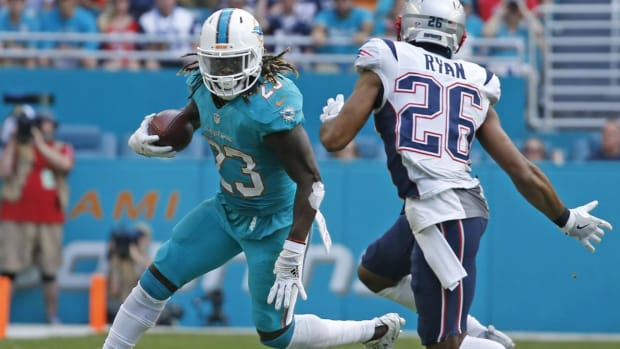 Report: Dolphins Trade RB Jay Ajayi to Eagles for Fourth-Round Pick - IMAGE