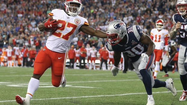 Who is Kareem Hunt? - IMAGE